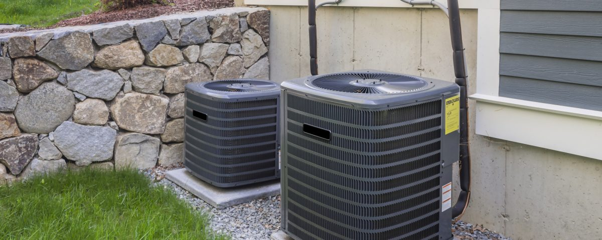 home heating and cooling system
