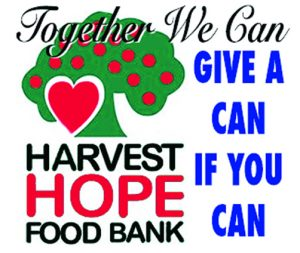 give a can, if you can. together we can. food drive - Give A Can Logo 300x253 - Give A Can, If You Can. Together We Can. Food Drive