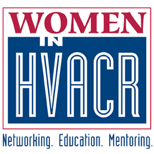Women in HVACR Home Page Logo